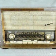 Radios de válvulas: RADIO BLAUPUNKT GRANADA. Lote 201605927