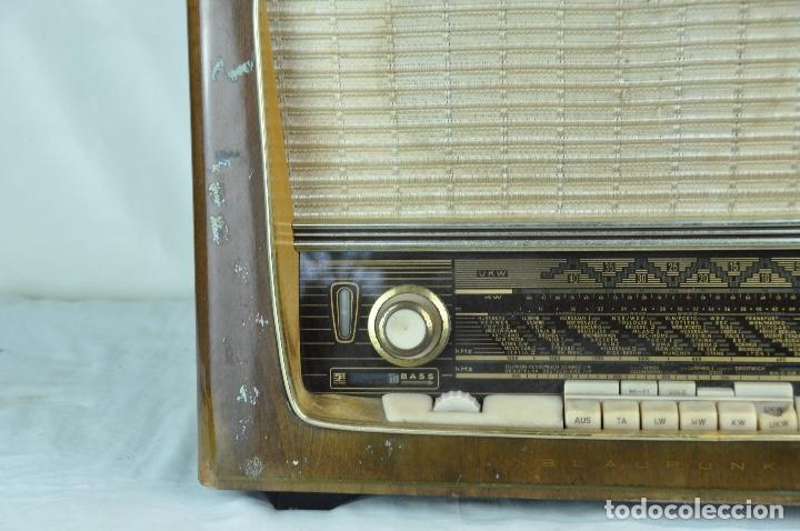 Radios de válvulas: Radio Blaupunkt Granada - Foto 2 - 201605927