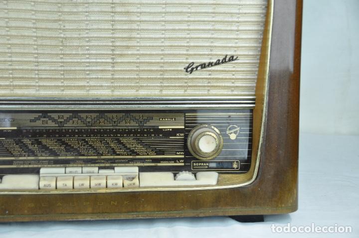 Radios de válvulas: Radio Blaupunkt Granada - Foto 3 - 201605927