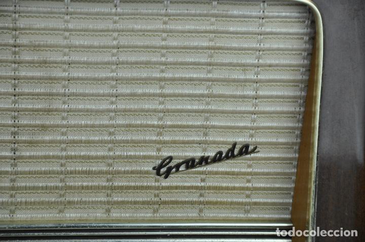 Radios de válvulas: Radio Blaupunkt Granada - Foto 4 - 201605927