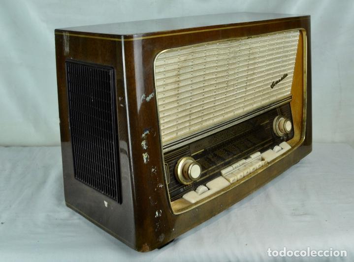 Radios de válvulas: Radio Blaupunkt Granada - Foto 6 - 201605927