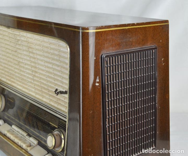 Radios de válvulas: Radio Blaupunkt Granada - Foto 8 - 201605927