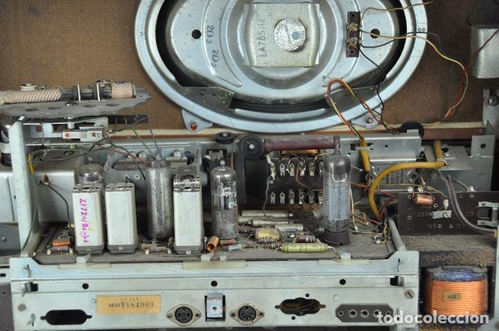 Radios de válvulas: Radio Blaupunkt Granada - Foto 13 - 201605927