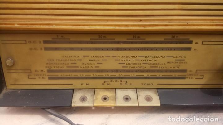 Radios de válvulas: Radio ASKAR - Foto 2 - 202086266
