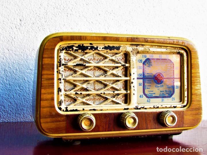 Radios de válvulas: Radio de valvulas española - Foto 2 - 105298600