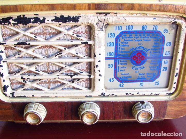 Radios de válvulas: Radio de valvulas española - Foto 7 - 105298600