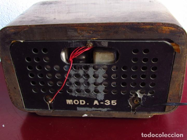 Radios de válvulas: Radio de valvulas española - Foto 8 - 105298600