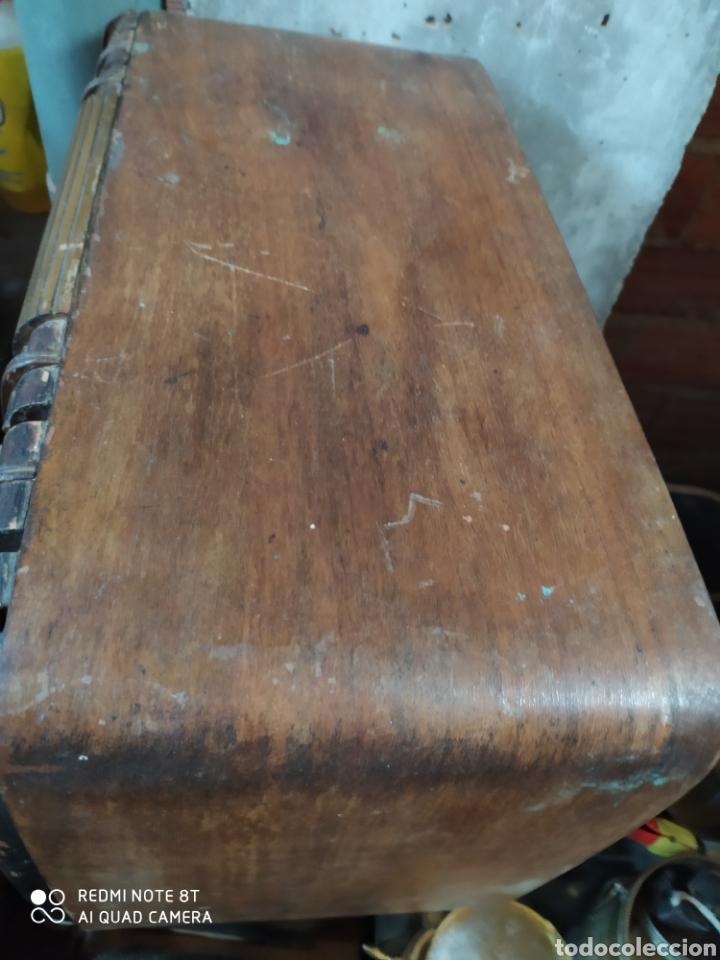 Radios de válvulas: Preciosa radio antigua - Foto 4 - 203238800