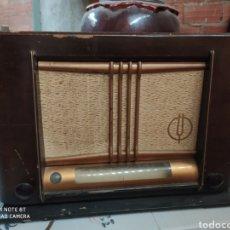 Rádios de válvulas: PRECIOSA RADIO ANTIGUA THOMSON. Lote 203240581