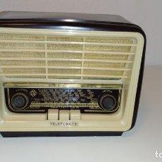 Radios de válvulas: PRECIOSA RADIO TELEFUNKEN PANCHITO 58-¡¡¡FUNCIONA!!!!.. Lote 203442550
