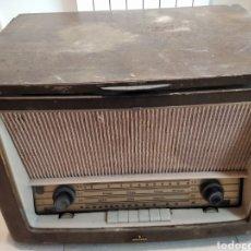 Radios de válvulas: RADIO TOCADISCOS SIEMENS PHONOSUPER TYPE 675 WO. Lote 203918273