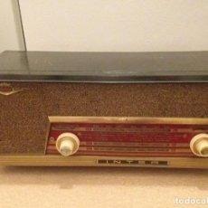 Radios de válvulas: RADIO INTER TRIPOLI.. Lote 203936201