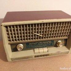 Radios de válvulas: RADIO INTER MODELO TEXAS BAQUELITA.. Lote 203938791