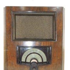 Radios de válvulas: ANTIGUA RADIO DE VALVULAS MARCA SEIBT ROLAND 53 L. Lote 204002202