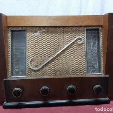 Radios de válvulas: APARATO DE RADIO GMR ( GAVIOTA). Lote 204363666