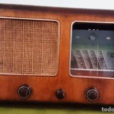 Radios de válvulas: APARATO DE RADIO JNG NICOLAUS ELTZ TYPE 1938.. Lote 204480633