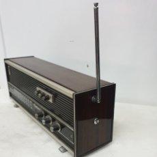 Radios de válvulas: RADIO INTER, RADIOMODUL 70. Lote 204736897