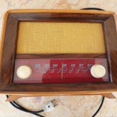 Radios de válvulas: RADIO ANTIGUA TAMPA INTER AÑOS 50. Lote 204992185