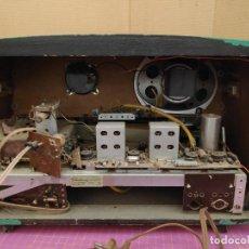Radios de válvulas: RADIO NORDMENDE TURANDOT 59 - NO FUNCIONA - PARA RESTAURAR. Lote 205339596