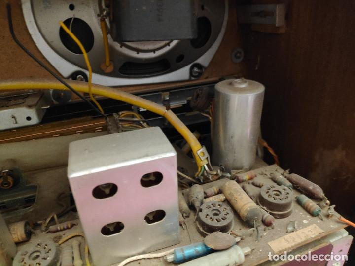 Radios de válvulas: Radio Nordmende Turandot 59 - No funciona - Para restaurar - Foto 4 - 205339596