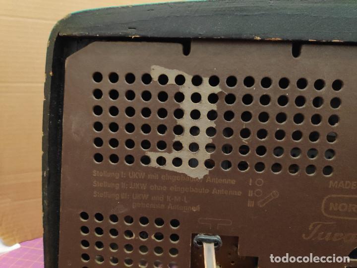 Radios de válvulas: Radio Nordmende Turandot 59 - No funciona - Para restaurar - Foto 9 - 205339596