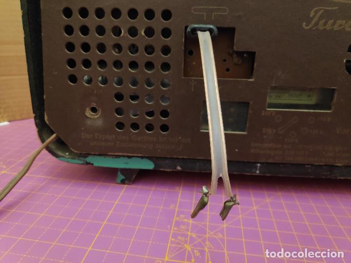 Radios de válvulas: Radio Nordmende Turandot 59 - No funciona - Para restaurar - Foto 10 - 205339596