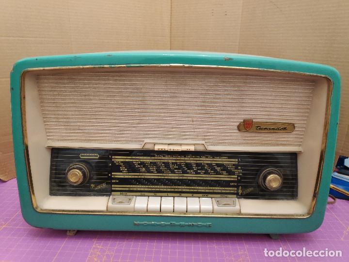 Radios de válvulas: Radio Nordmende Turandot 59 - No funciona - Para restaurar - Foto 15 - 205339596
