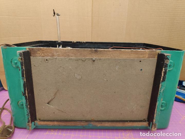 Radios de válvulas: Radio Nordmende Turandot 59 - No funciona - Para restaurar - Foto 22 - 205339596