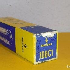 Radios de válvulas: 1 X 108C1-0B2-SIEMENS-NUEVA-NOS/NIB-TUBE.. Lote 205473995