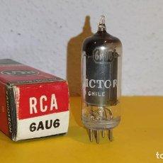 Radios de válvulas: 1 X 6AU6-EF94-NUEVA-NOS/NIB-TUBE.. Lote 219120518