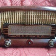 Radios de válvulas: RADIO MARCA IBERIA RADIO, AÑOS 50. Lote 205730995