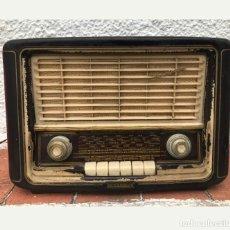 Radios de válvulas: ANTIGUA RADIO INVICTA - MODELO 5437 - VINTAGE. Lote 205731880
