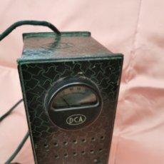 Radios de válvulas: TRANSFORMADOR ELEVADOR ANTIGUO.. Lote 205790543