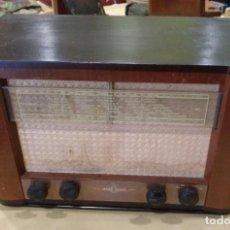 Radios de válvulas: ANTIGUA RADIO DE VALVULAS DE LA MARCA AETHER KRUISER FUNCIONANDO PERFECTAMENTE.. Lote 205827622