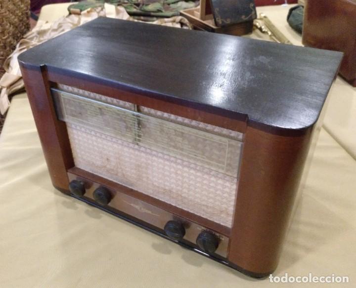 Radios de válvulas: ANTIGUA RADIO DE VALVULAS DE LA MARCA AETHER KRUISER FUNCIONANDO PERFECTAMENTE. - Foto 2 - 205827622