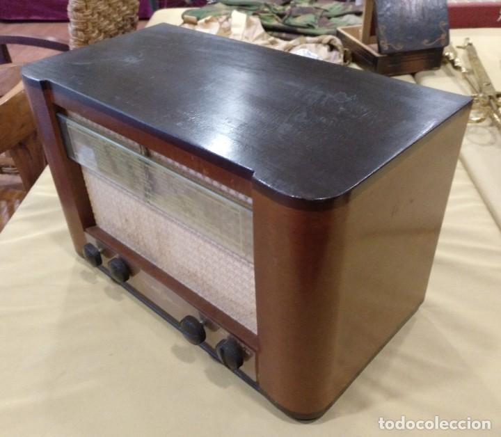 Radios de válvulas: ANTIGUA RADIO DE VALVULAS DE LA MARCA AETHER KRUISER FUNCIONANDO PERFECTAMENTE. - Foto 3 - 205827622