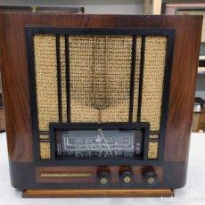 Radios de válvulas: ANTIGUA RADIO THOMSON DUCRETET 924. FUNCIONANDO. 220 V. ORIGINAL DE ÉPOCA. AÑOS 30.. Lote 206257027