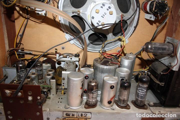Radios de válvulas: PHILIPS TYP BX 632A19 FUNCIONA - Foto 6 - 206358965