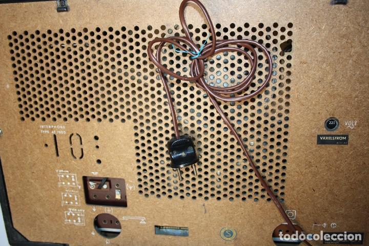 Radios de válvulas: PHILIPS TYP BX 632A19 FUNCIONA - Foto 8 - 206358965