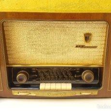 Radios de válvulas: GRUNDIG 2033/56 3D KLANG. AÑO 1955. Lote 206360512