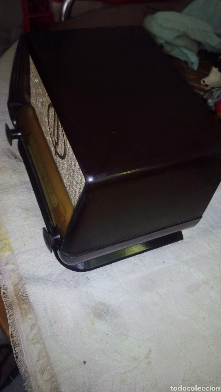 Radios de válvulas: Radio.Mini.Thomson-Ducretet.Md.3923 funciona. - Foto 8 - 206776302