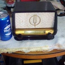 Radios de válvulas: RADIO.MINI.THOMSON-DUCRETET.MD.3923 FUNCIONA.. Lote 206776302