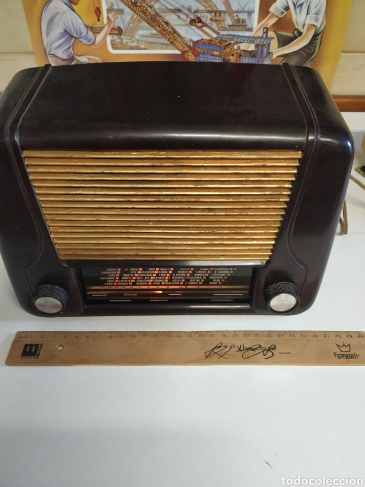 Radio de baquelita segunda mano