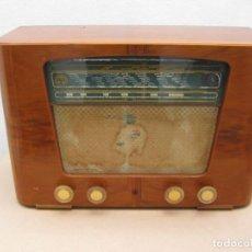 Radios de válvulas: RADIO ANTIGUA .SIERA.. Lote 207432001