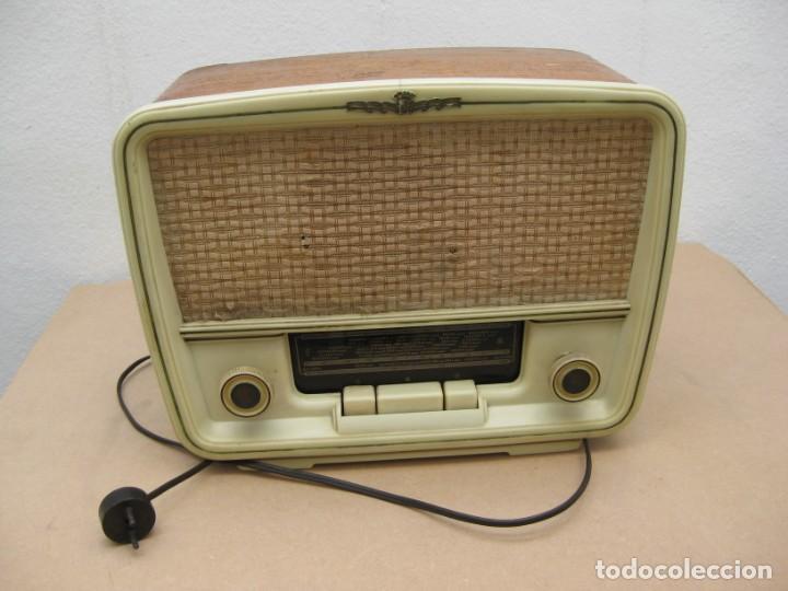 ANTIGUA RADIO DE MARCA ORION (Radios, Gramófonos, Grabadoras y Otros - Radios de Válvulas)