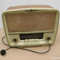 Radios de válvulas: ANTIGUA RADIO DE MARCA ORION. Lote 207432455