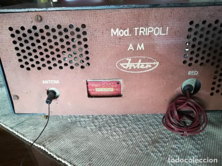 Radios de válvulas: Radio Inter - Foto 3 - 207683528