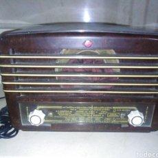 Radios de válvulas: ANTIGUA RADIO ASKAR-FUNCIONA PERFECTAMENTE. Lote 207763778