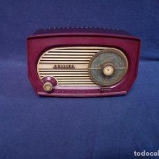 Radios de válvulas: RADIO PHILIPS PHILETTA. Lote 207981177