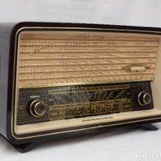 Radios de válvulas: ANTIGUA RADIO DE VÁLVULAS MARCA KÖRTIN, EN MUY BUEN ESTADO, FUNCIONANDO (VER VÍDEO).. Lote 208135063